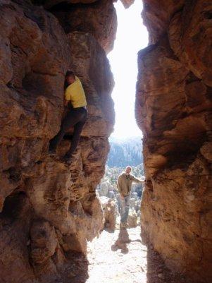 Bouldering 2